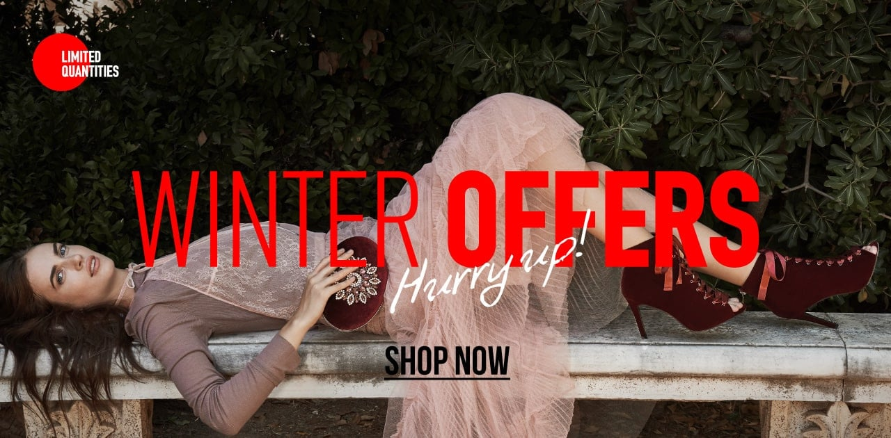 Winter offers MIGATO BAGS & Shoe