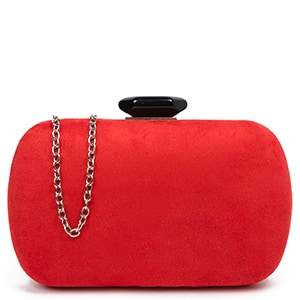 MIGATO Y9051-L08 coral red micro-clutch